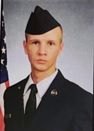 Daniel Hale, Air Force